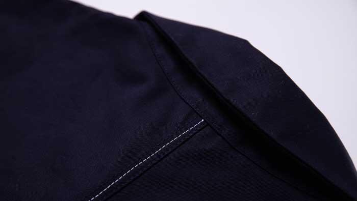 The Devonport Jacket Closeup