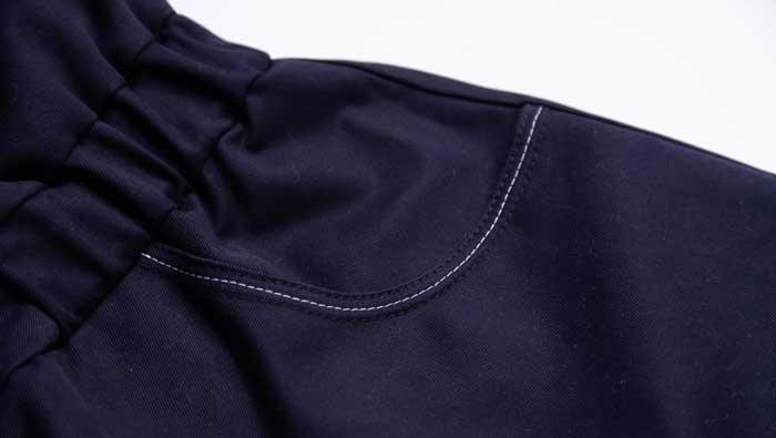 The Stoke Boiler Suit Closeup